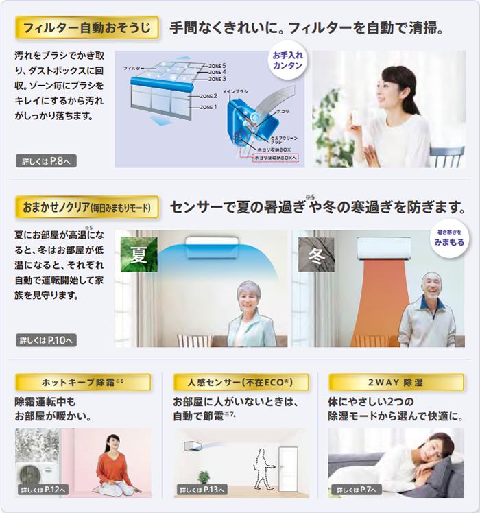 富士通17年Gシリーズ機能紹介