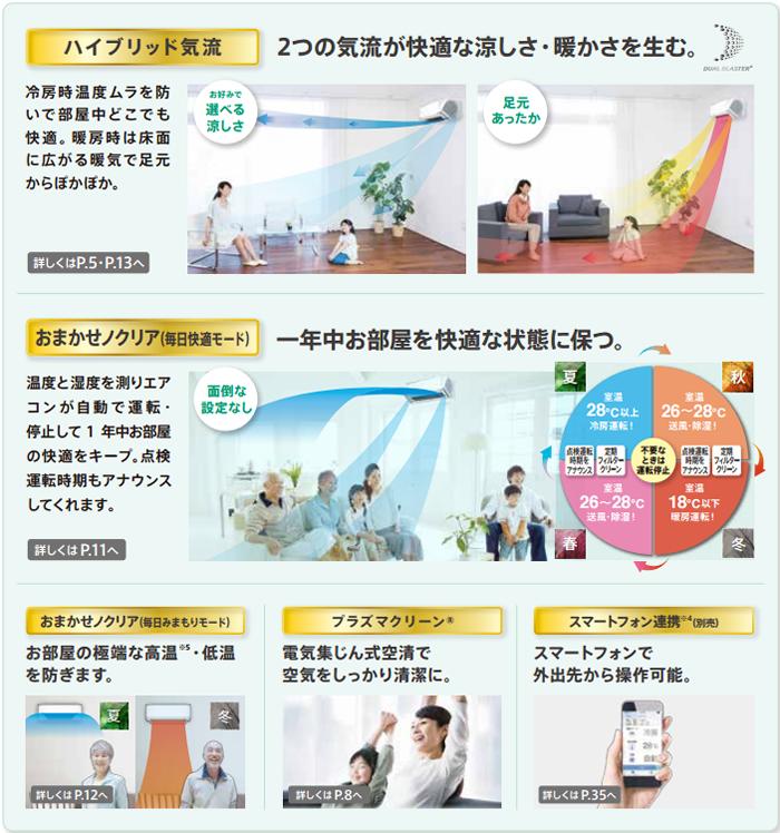 富士通17年Xシリーズ機能紹介